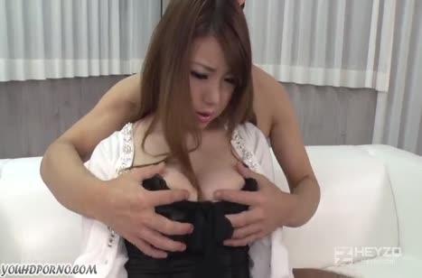 Ichinose Reika продемонстрировала жесткую камасутру #2
