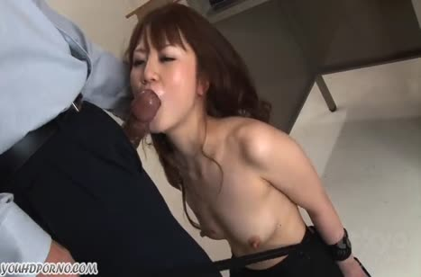 Чувак наказывает свою жену азиатку бдсм сексом #5