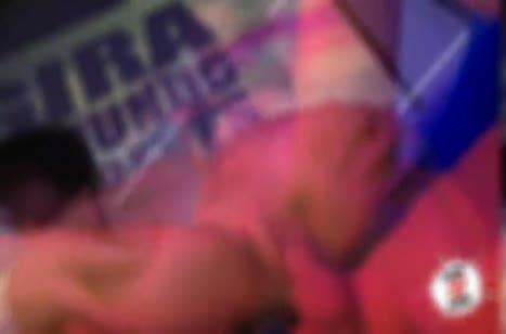 Танцовщице Carol Vega засадили большой член #4