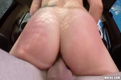 После обыска в Taylor Reed жестко засадили большой пенис #6