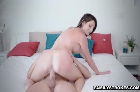 Silvia Saige испытала полный хардкорно от большого пениса #5