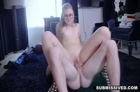 Сотрудницу Alexa Grace наказали на работе сексом #6