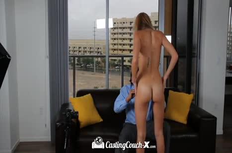 Чтобы получить работу Samantha Nixon готова даже на порно #3