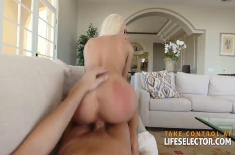 Emma Hix скачет на мужике и сексуально охает от наслаждения #6